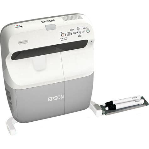 Pen Interactive Projector Epson epson brightlink 485wi interactive projector w