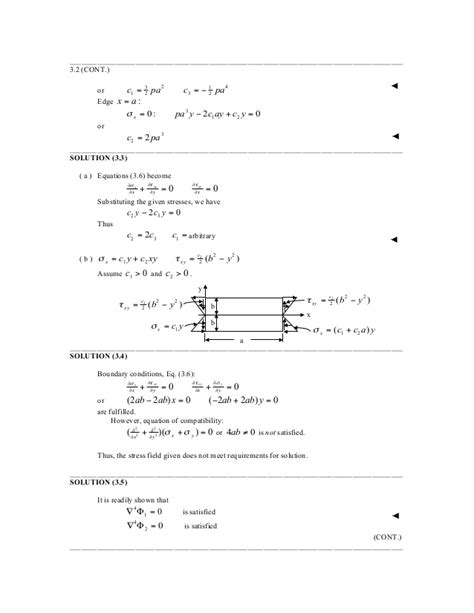 Solution Manual For Advanced Mechanics Of Materials And