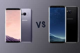samsung galaxy s8 vs s8 plus which should you choose pocket lint