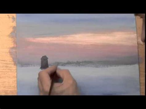 acrylic painting sky tutorial acrylic painting sky tutorial mill at