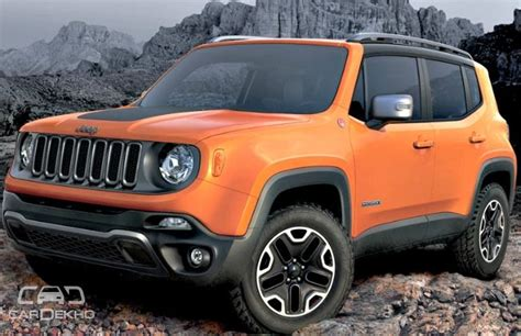 jeep india jeep renegade imported in india possible launch in the