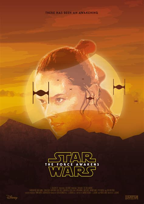 star wars the force 0241198917 star wars the force awakens posterspy