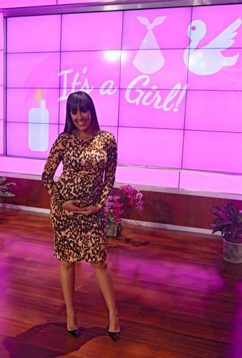 tamera mowry housley baby girl baby buzz tamera mowry housley reveals baby s sex video