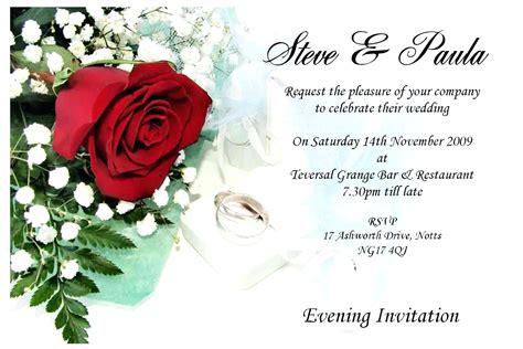 Wedding Invitations Pa