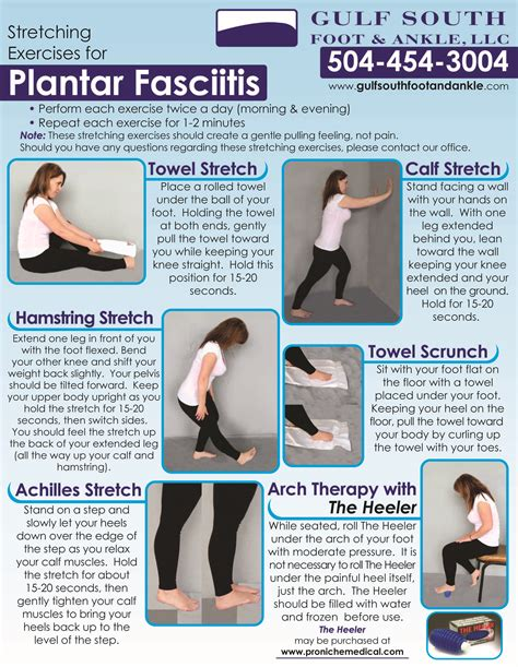 plantar fasciitis metairie la gulf south foot ankle