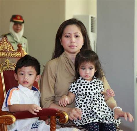 norjuma sultan brunei cyber info azrinaz mazhar hakim s children the latest