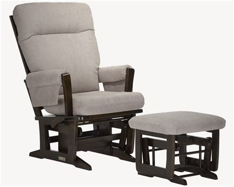 modern gliding chair dutailier great value 856 grand sleigh glider n cribs