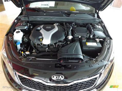 Kia Gdi Engine 2013 Kia Optima Sx Limited 2 0 Liter Gdi Turbocharged Dohc