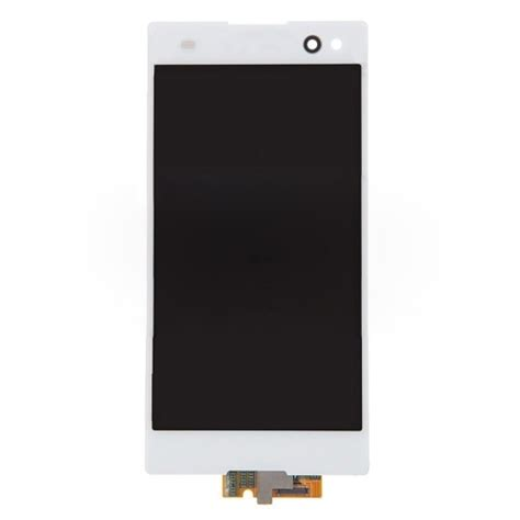 lcd display touch screen digitizer assembly replacement for sony xperia c3 d2533 d2502