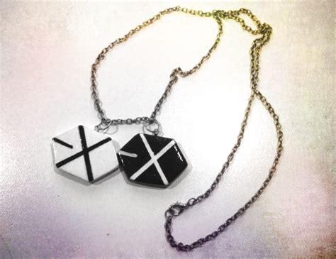 exo symbols necklace exo necklace by xxtea timexx