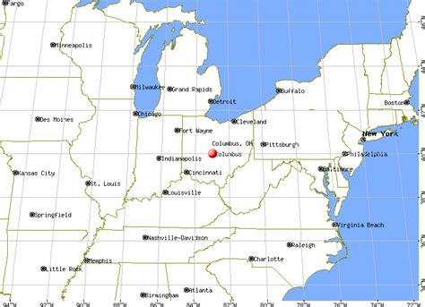Columbus Ohio Address Search Columbus Ohio Map My