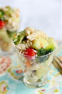easy cold pasta salad with italian dressing delightful mom food