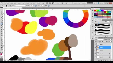 how to blend colors in photoshop how to blend colors in photoshop mixing colors