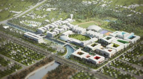 concept design university vietnamese german university new model cus bsa