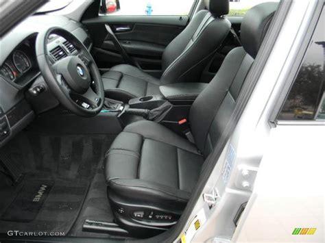 black interior 2007 bmw x3 3 0si photo 59555868