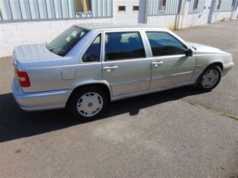 1998 volvo s70 owners manual purchase used 1998 volvo s70 5 speed manual 1 owner 34