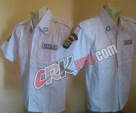 Seragam Pdh Satpam seragam satpam security baju pdh pakaian dinas harian