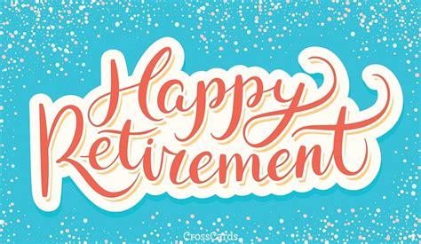 Ecard Retirement