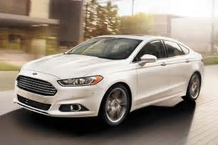 2015 ford fusion review best cars and automotive news