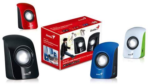 Speaker Laptop Genius genius releases the sp u115 usb powered speakers techpowerup