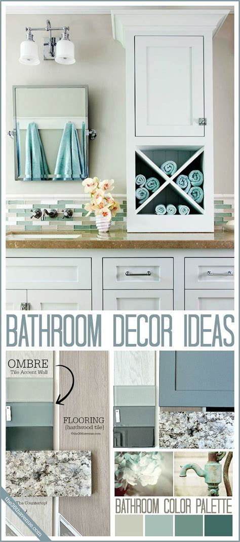 bathroom color palette ideas bathroom decor ideas and design tips