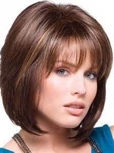 layers with bangs hairstyles for 2015 for regular bob layered cut hairstyle with bangs short hairstyle 2013