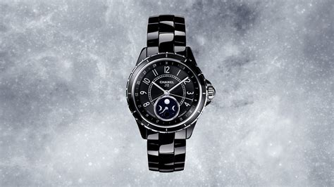 Look For Less Chanel J12 by Chanel J12 Moonphase The Billionaire Shop