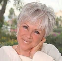 hairstyles for seniors with grey hair 20 super short hair styles for older women short