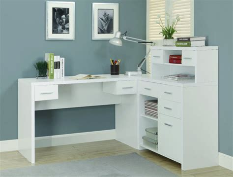 White Office Furniture Benefit Of Using White Office Furniture Collections