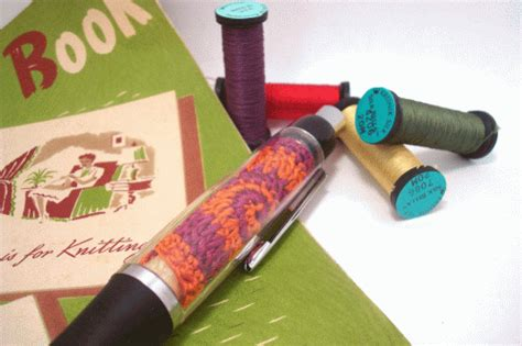 How To Make Your Own Pen And Paper Rpg - stitch a pen kits