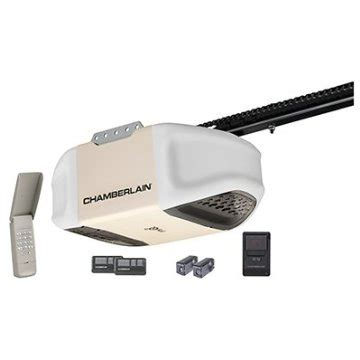 Chamberlain Pd612ev Premium 1 2 Hp Myq Chain Drive Garage Garage Door Opener Price Comparison