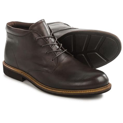 for boots ecco findlay plain toe chukka boots for save 52