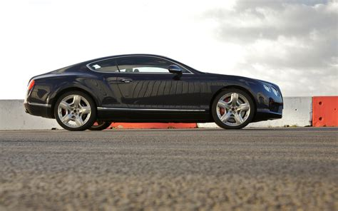 bentley continental gt v8 front left view photo 18