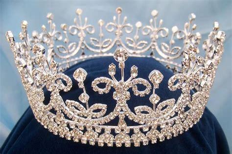 corona cruel la reina corona para reina princesa de cristal swarovski coronas