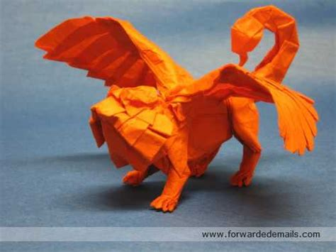 Creativity For Awesome Origami - awesome creative origami artworks part ii fwd mr mrs