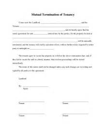 Termination Of Lease Agreement Template by 11 Best Images Of Termination Agreement Template