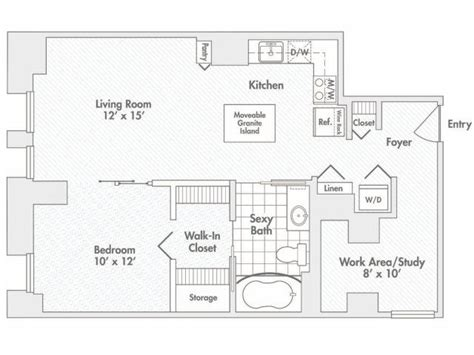 chicago apartment floor plans pin by randolph tower on randolph tower city apartments