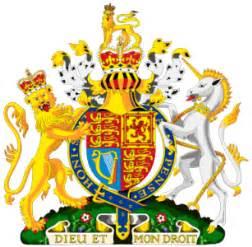 royaume uni armoiries