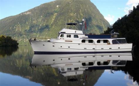 used boat for sale new zealand luxury new zealand built 73ft motoryacht power boats