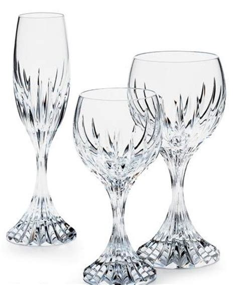 baccarat crystal barware crystal stemware for every occasion by baccarat