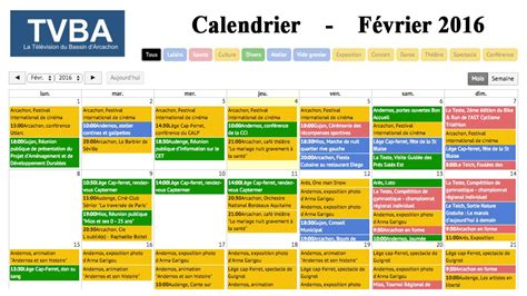 Calendrier 7 Fevrier Calendrier Fevrier 2016 Pictures To Pin On