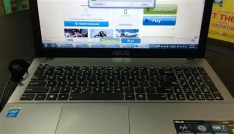 Laptop Asus X550l I7 asus i74th x550l gaming laptop 8gb ram 1tb hdd used philippines