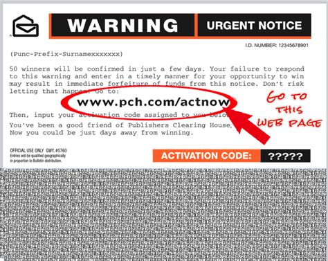 Www My Account Pch Com - pch actnow w71 share the knownledge