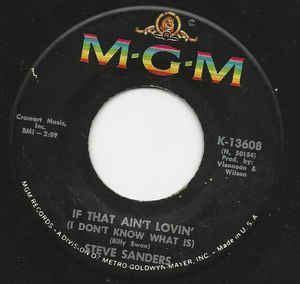 Justin Aint Lovin It by Steve Sanders If That Ain T Lovin I Don T What Is