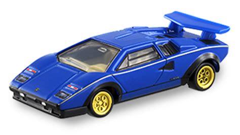 Tomica Premium 10 Lamborghini Countach Lp500s Skala 161 tomica forum view topic new release in japan