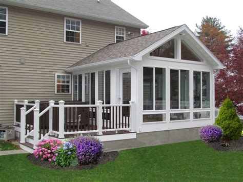Sunroom Plans by Factory Direct For A Spaces With A Sunroom And
