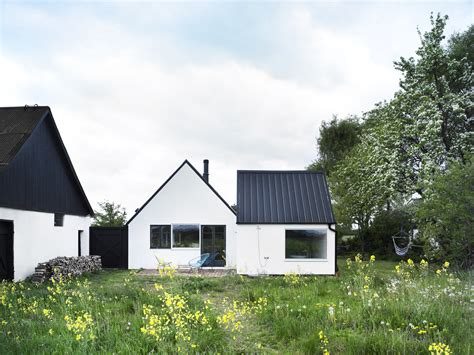 swedish farmhouse plans summer house lasc studio archdaily