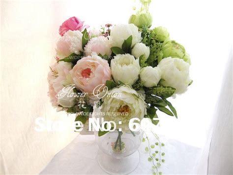 get cheap silk flower centerpieces aliexpress alibaba