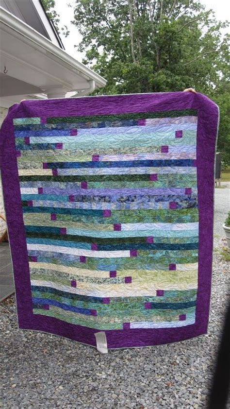 How To Make A Jelly Roll Race Quilt by Jelly Roll Race Quilt Jelly Roll Quilts