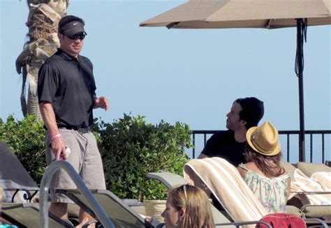 Minnillo And Nick Lachey Poolside In The Bahamas by Still Lovin 98 176 And Nick Lachey At The